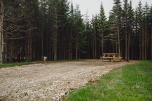 RV camp site