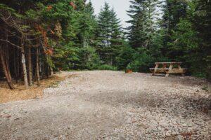 camp site 21