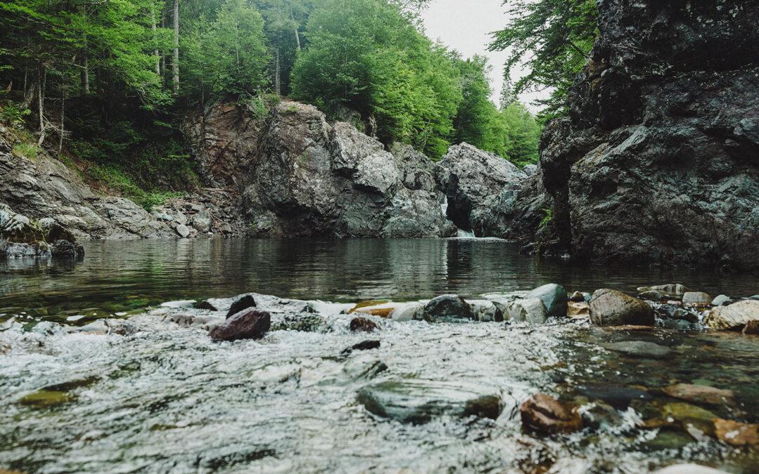 Crooked Creek Falls