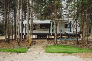 27' Trailer for rent