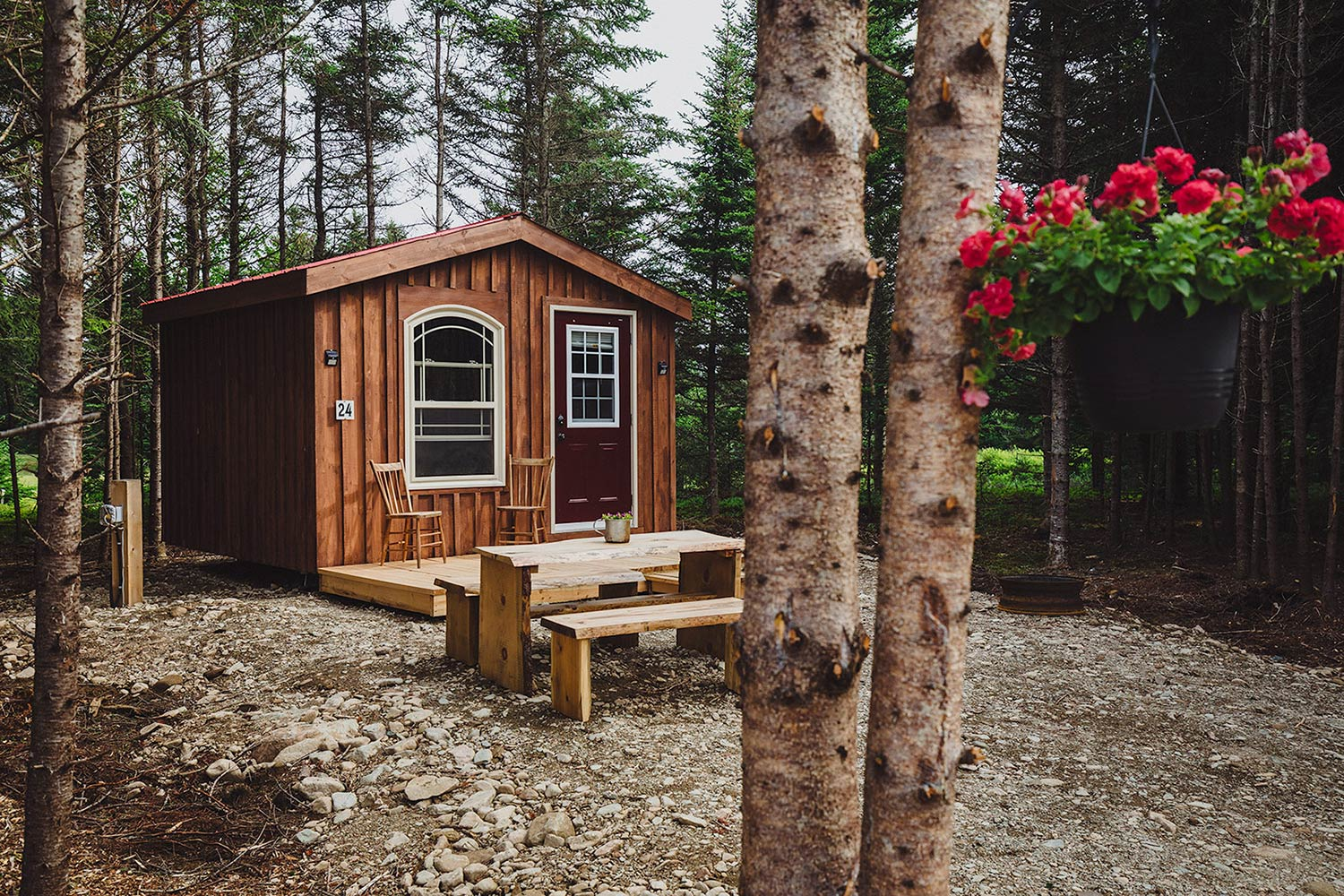West River Cabins